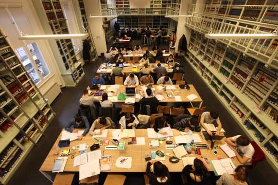 """Legal library """"Antonio Cicu"""""""
