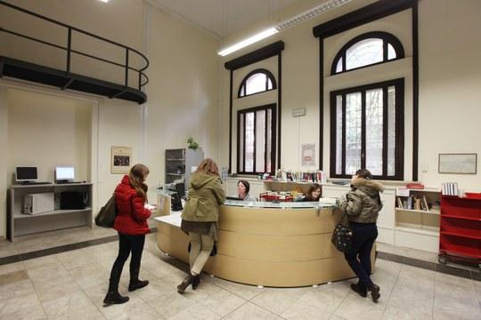 Accesso limitato alla Biblioteca Giuridica CICU